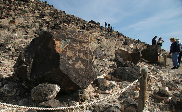 Petroglyph National Monument (Boca Negra)