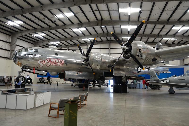 44-70016 (K-40) Boeing TB-29 Superfortress c/n 10848 Pima 29-01-18
