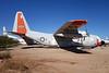 57-0493 Lockheed C-130D Hercules c/n 3200 Pima/14-11-16