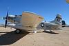 135018 (AE-810) Douglas EA-1F Skyraider c/n 10095 Pima/14-11-16