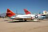 141121 (3H-386) Grumman TAF-9J Cougar c/n 386 Pima/14-11-16