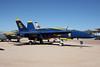 163093 (6) McDonnell-Douglas F/A-1A Hornet c/n A-391 Pima/14-11-16