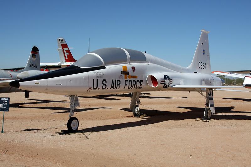 61-0854 Northrop T-38A Talon c/n N.5220 Pima/14-11-16