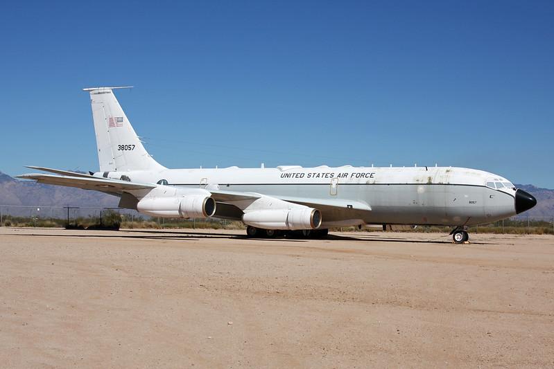 63-8057 Boeing EC-135J Stratolifter c/n 18705 Pima/14-11-16
