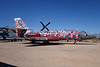 "62-4197 Lockheed Jetstar C-140B c/n 5041 Pima/14-11-16 ""Tigers"""