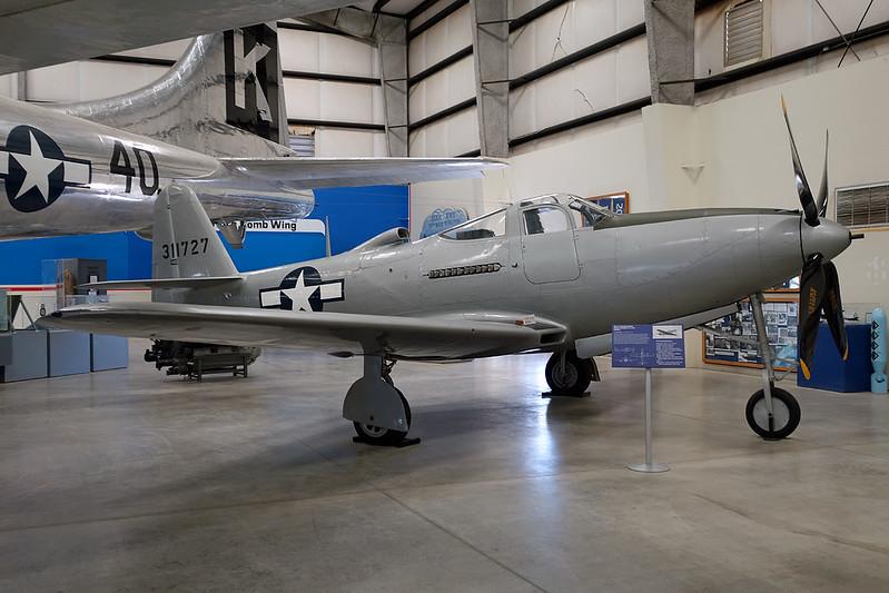 N9003R (311727/8) Bell P-63E Kingcobra c/n 43-11727 Pima/14-11-16