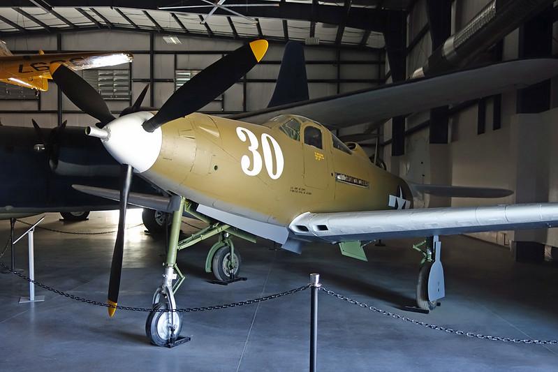 42-18814 (30) Bell P-39N Aircobra c/n 42-18814 Pima/14-11-16