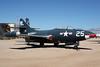 125183 (WL-25) Grumman F-9 F-4 Panther c/n Bu125183 Pima/14-11-16