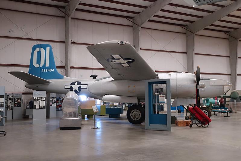 43-22494 (01) Douglas A-26C Invader c/n 18641 Pima/14-11-16