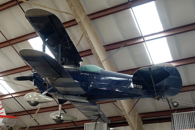 N6119 Pits S-1C Special c/n DC-1 Pima/14-11-16