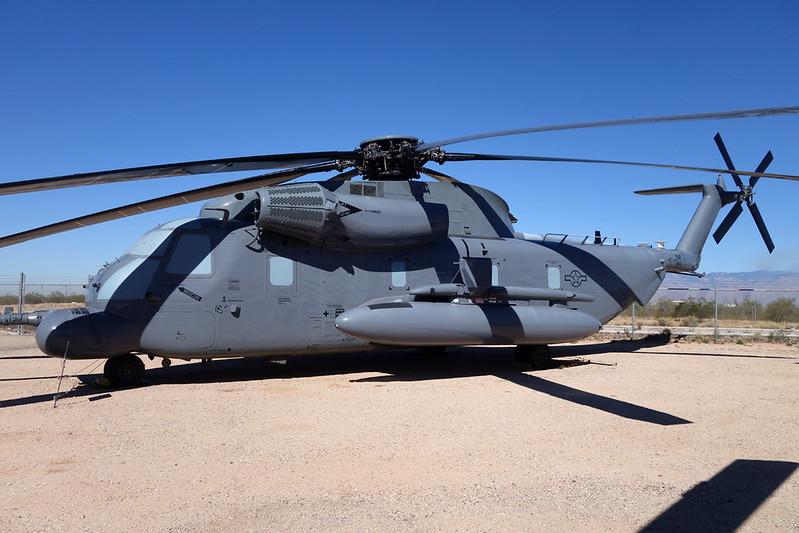 73-1649 Sikorsky MH-53M Jolly Green Giant c/n 65387 Pima/14-11-16