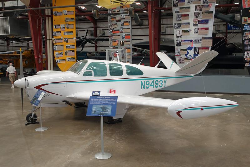 N9493Y Beech N35 Bonanza c/n D-6668 Pima/14-11-16