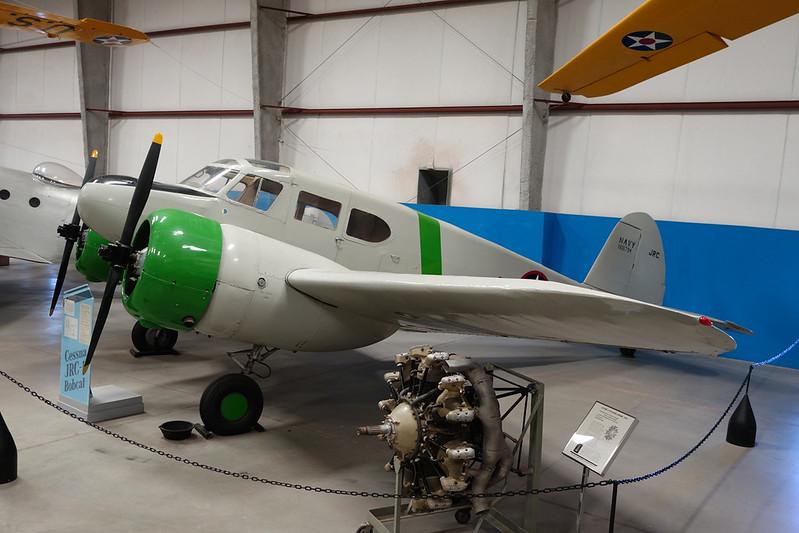 N66794 Cessna UC-78C Bobcat c/n 4153 Pima/14-11-16