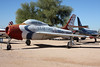 52-6563 Republic F-84F Thunderstreak c/n 52-6563 Pima/14-11-16
