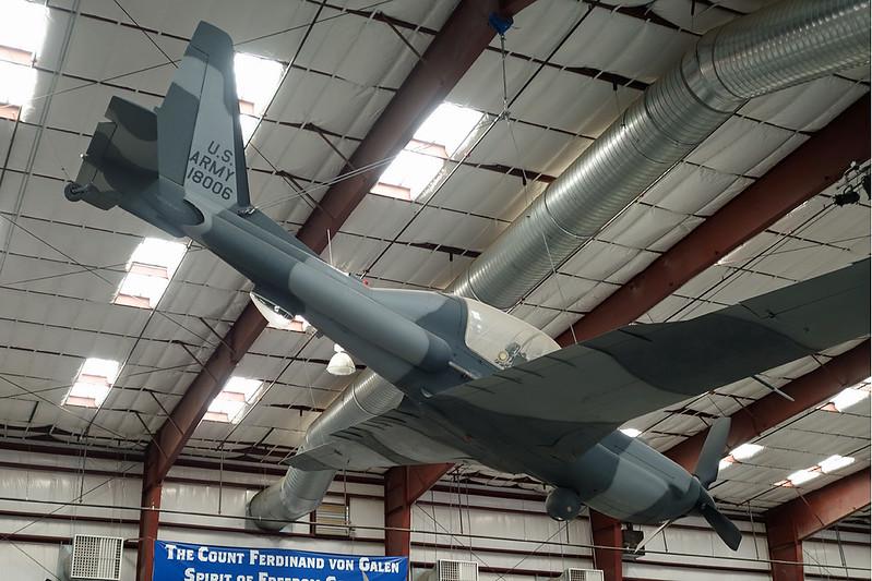 N14425 (18006) Lockheed YO-3A Quiet Star c/n 007 Pima/14-11-16