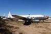 N51701 (31) Douglas DC-7B c/n 44701 Pima/14-11-16