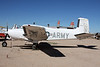 56-3701 Beech U-8D Seminole c/n LH-102 Pima/14-11-16