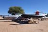 53-2674 (FV-674) Northrop F-89J Scorpion c/n 53-2674 Pima/14-11-16