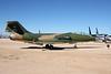 57-1323 Lockheed F-104D Starfighter c/n 283-5035 Pima/14-11-16