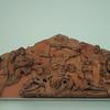 Rear pediment by Artus Quellinus I
