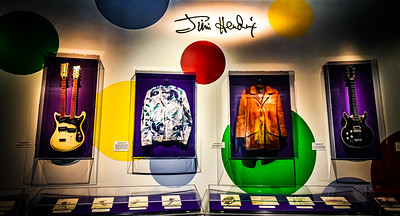 Rock & Roll Hall of Fame Museum - Cleveland, Ohio