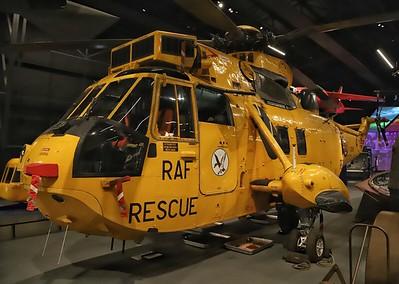 Royal Air Force Museum - London, UK