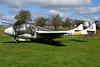 WZ515 (60) de Havilland DH-115 Vampire T.11 c/n 15102 Carlisle/EGNC/CAX 31-08-14