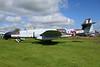 WS832 Gloster Meteor NF.14 c/n WS832 Carlisle/EGNC/CAX 31-08-14