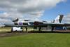XJ823 Avro Vulcan B.2A c/n SET23 Carlisle/EGNC/CAX 31-08-14