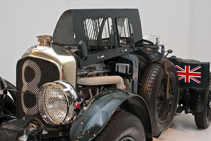 "<h3>1929 Blower Bentley</h3> There is a great story about Bentley and Bugatti:<br> <dl><dt></dt><dd>Ettore Bugatti was losing Le Mans annually to a certain British automaker when he let envy get the best of him. W.O. Bentley, he reportedly said, ""makes the fastest trucks in Europe."" -- Motor Trend</dd></dl>"