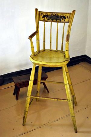 Hawthorne's Highchair