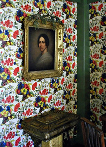 Portrait of Susannah Ingersoll in the Hall.