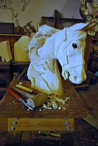 Carving Exhibit
