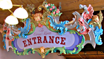 The Carousel Museum Entrance - Interior