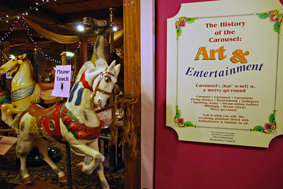 The History of the Carousel Display