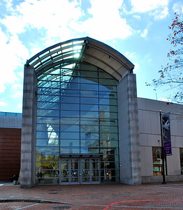The exterior of the PEM
