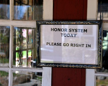 Sign for the Honor System