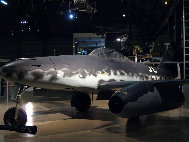 Messerschmitt ME-262, the world's first operational jet fighter