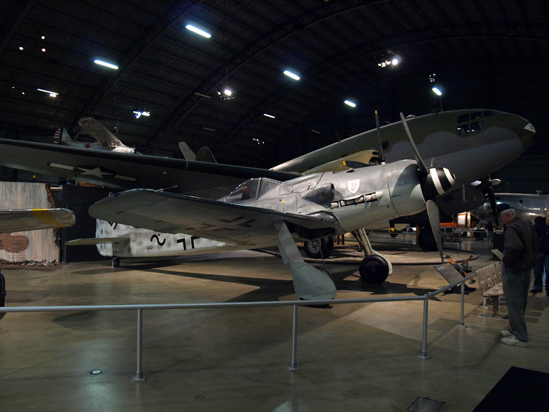 Focke-Wulf Fw-190, one of the best German fighter aircraft of WW II