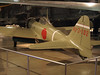 Mitsubishi Zero, the principal Japanese fighter aircraft of WW II