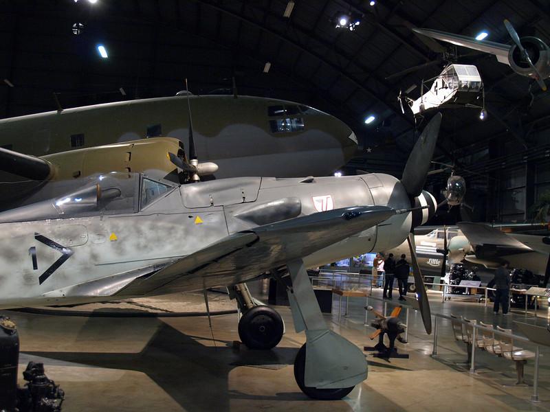 Messerschmitt Bf-109, the iconic German fighter aircraft of WW II