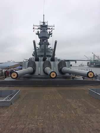 USS Iowa - July 2017