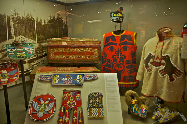 Native Clothing and Art work.  University of Alaska Museum of the North. The museum's research collections – 1.4 million artifacts and specimens – represent millions of years of biological diversity and thousands of years of cultural traditions in the North. The collections are organized into 10 disciplines (archaeology, birds, documentary film, earth sciences, ethnology/history, fine arts, fishes/marine invertebrates, insects, mammals, and plants) and serve as a valuable resource for research on climate change, genetics, contaminants and other issues facing Alaska and the circumpolar North. The museum is also the premier repository for artifacts and specimens collected on public lands in Alaska and a leader in northern natural and cultural history research. http://www.uaf.edu/museum/
