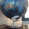 """April 8, 2016<br /> <br /> A Brave New World 12' City Lights Globe<br /> <br /> William J. Clinton Presidential Library and Museum (first floor)<br />  1200 President Clinton Ave.<br />  Little Rock, AR 72201<br />  Official website: <a href=""""http://www.clintonlibrary.gov"""">http://www.clintonlibrary.gov</a>"""