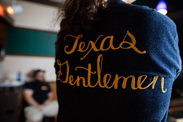 The Texas Gentlemen at Fame Studios in Muscle Shoals