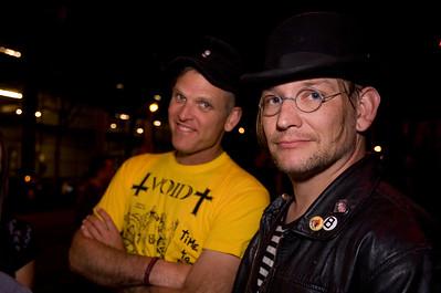 los olvidados - ribzy @the blank club 07/24/2010