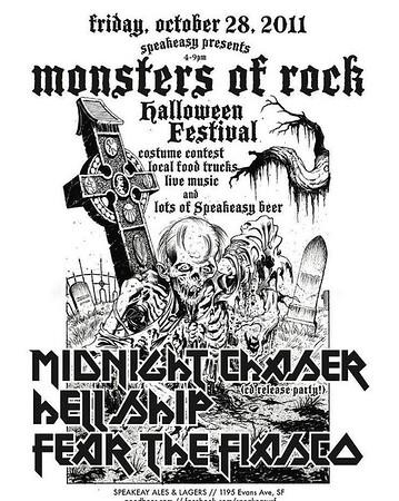 midnight chaser @ the speakeasy 10/28/2011