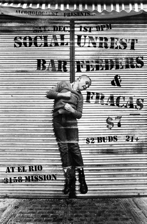 social unrest @el rio club 12/02/2007