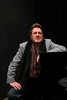 Keith Tippett at the piano