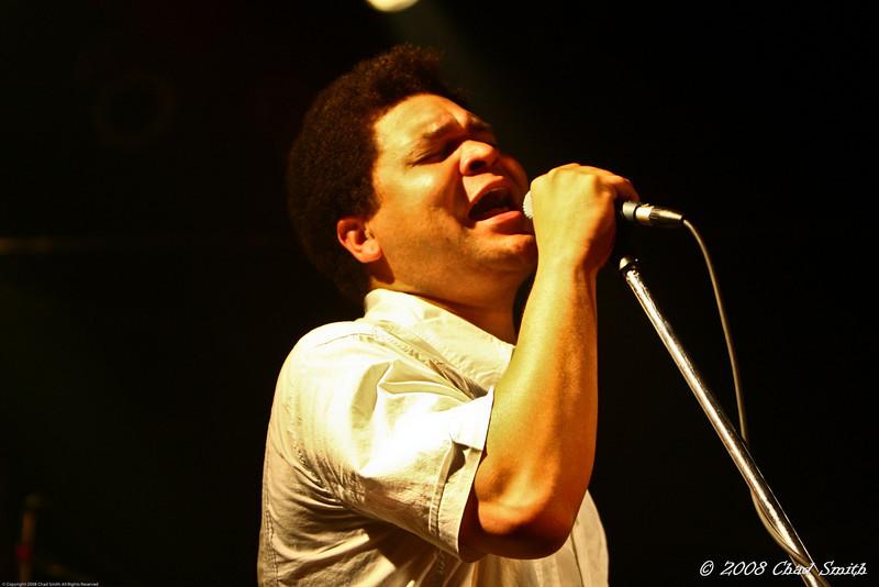 Oteil @ Jazz Fest Second Weekend 2008